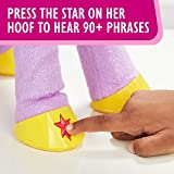 My Little Pony Movie Toy: Magical Princess Twilight Sparkle Interactive Plush - Says 90+ Phrases