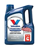 Valvoline 5W-40 Premium Blue Extreme Synthetic Diesel Engine Oil - 1gal (Case of 3) (774038-3PK)