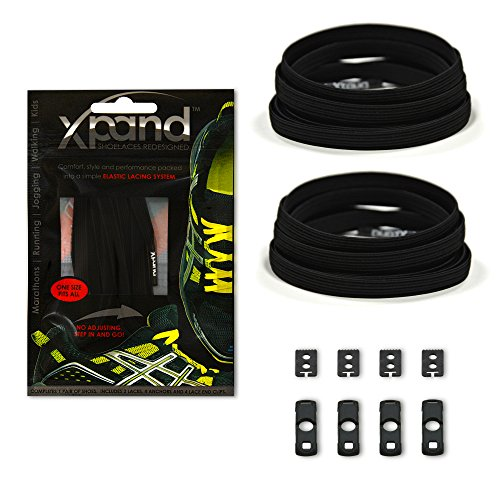 Xpand Shoelaces System Elastic Laces