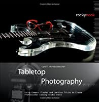 Tabletop Photography Front Cover