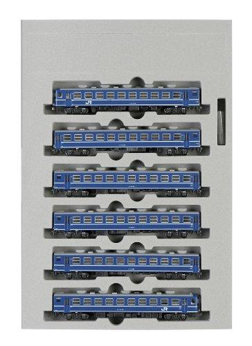 [해외] KATO N게이지 12 계 JR동일본 사양 6 양세트 10-557 철도 모형 객차