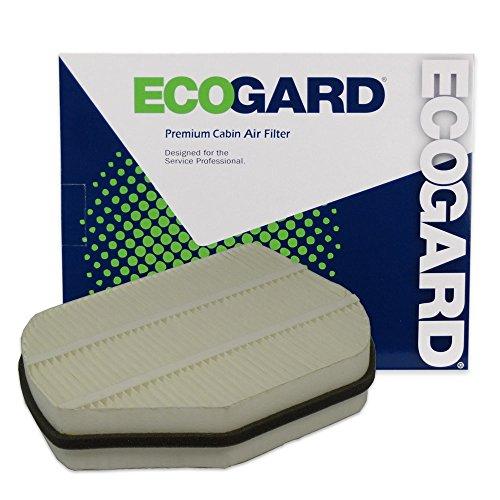 ECOGARD XC38908 Premium Cabin Air Filter Fits Chrysler Crossfire / Mercedes-Benz C230, CLK320, SLK230, C280, CLK430, SLK320, C220, CLK55 AMG, CLK500, SLK32 AMG, C43 AMG, C36 AMG