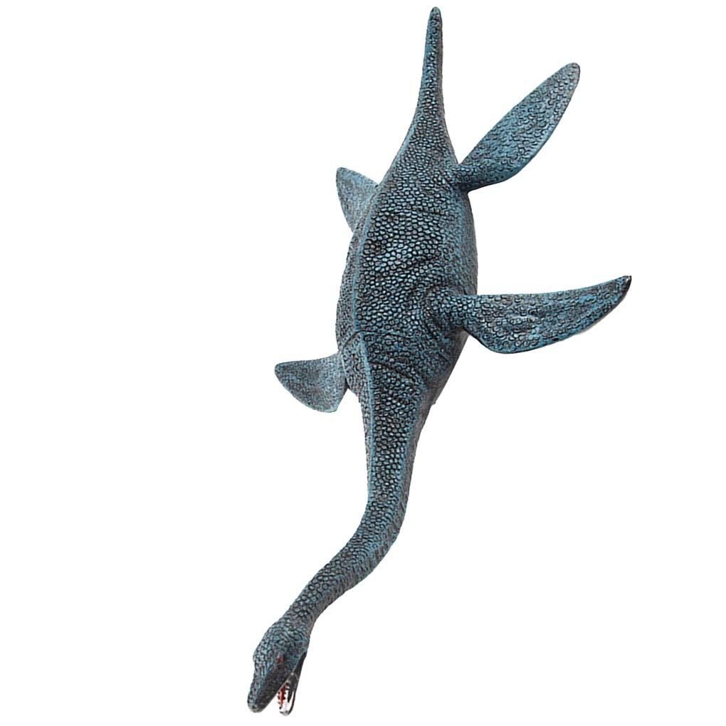Morza Biol/ógica para la Educaci/ón de pl/ástico simulado plesiosaurio Dinosaurio Modelo ni/ños de Juguete de Regalo Ni/ños
