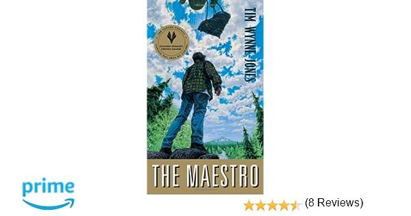 Amazon the maestro 9780888996374 tim wynne jones books fandeluxe Epub