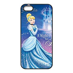 HRMB Cinderella Case Cover For iPhone 5S Case