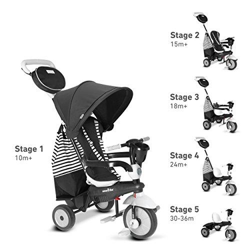 4 In 1 Stroller Bike - 8