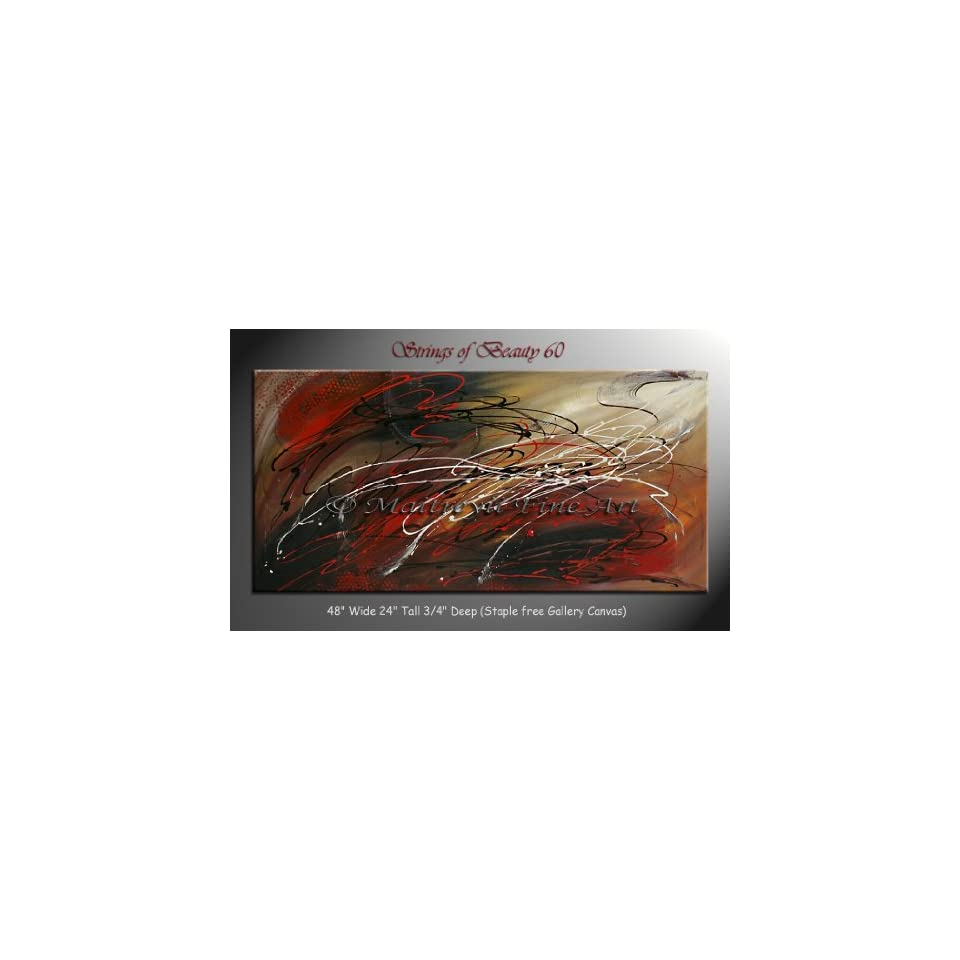 Original Abstract Modern Paintings Brown Contemporary Art Gallery Maitreyii
