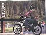 1974 1975 1976 1977 1978 1979 1980 Yamaha DT80 80