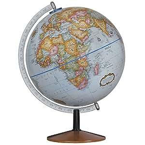 "Replogle Globes Biscay Desktop Globe, 12"""