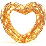 Eufy Starlit String Light, 33 ft Indoor and Outdoor White LED String Lights, IP65 Water-Resistant, Decoration...
