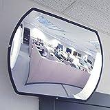 Economy Convex Roundtangular Acrylic Mirror, 24'' x 36''