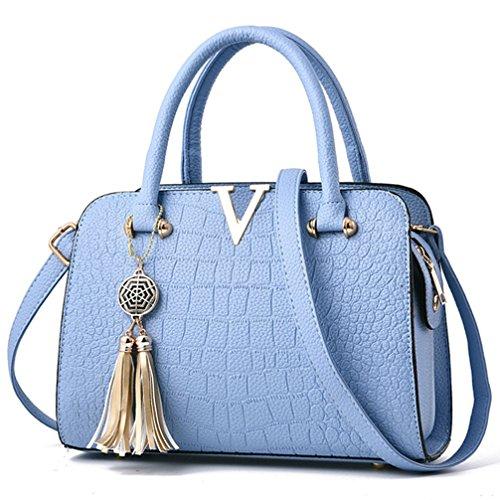 COCIFER Womens Purses and Handbags Shoulder Bag Ladies Designer Satchel Messenger Tote Bag