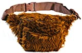 Funny Guy Mugs Grizzly Bear Fur Fanny Pack