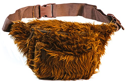 Funny Guy Mugs Grizzly Bear Fur Fanny -