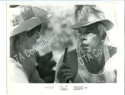MOVIE PHOTO: POCKET MONEY-1972-8X10 PROMO STILL-PAUL NEWMAN-LEE MARVIN-WESTERN-COMEDY FN/VF
