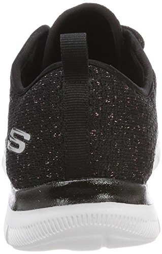 Para bold Skechers Skech Zapatillas Appeal black rose Move Niñas Gold 2 0 Negro qp6q0