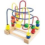 Imagination Generation TCDG-001 Developmental Wooden Bead Maze Game
