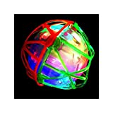 Bestee LED Jumping Fusion Ball Dancing Vibrating Flashing Blinking Toy Best Selling Prod Glow In The Dark