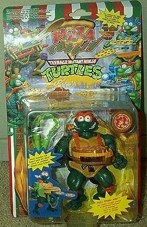 Amazon.com: Teenage Mutant Ninja Turtles Pizza Tossin Mike ...