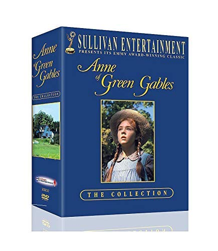 Anne of Green Gables: The Collection - Trilogy Box Brand New DVD - Anne Music Box