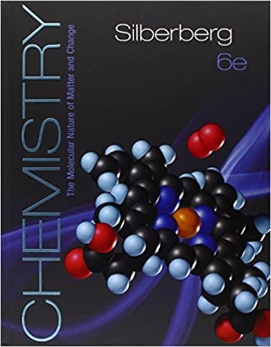 Chemistry The Molecular Nature Of Matter And Change Martin