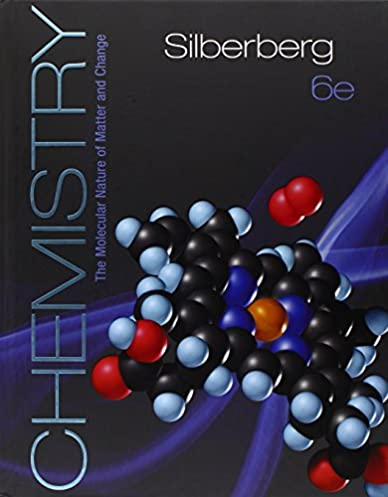 chemistry the molecular nature of matter and change martin rh amazon com Silberberg Chemistry 6th Edition Solutions Silberberg Chemistry Homework Answers