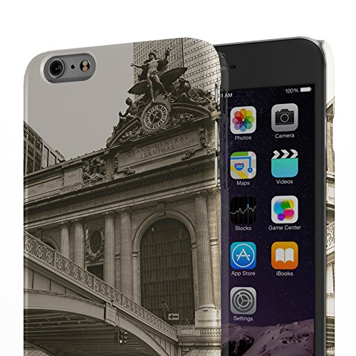 Koveru Back Cover Case for Apple iPhone 6 Plus - Monument and Bridge