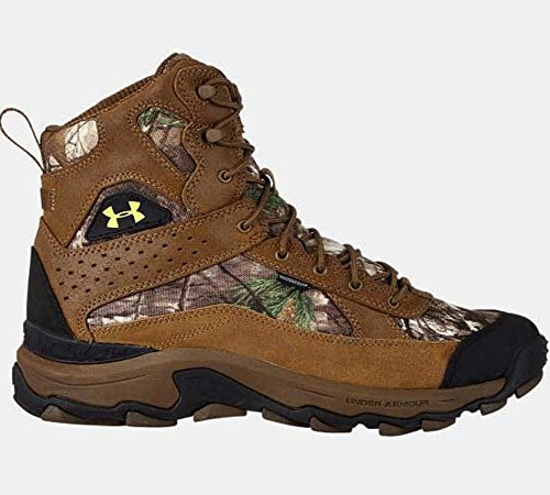 Under Armor Mens Speed Freek Bozeman Hiking Boot Rltr Apx