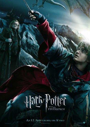 Amazon.com: Póster de Harry Potter y el cáliz de fuego ...