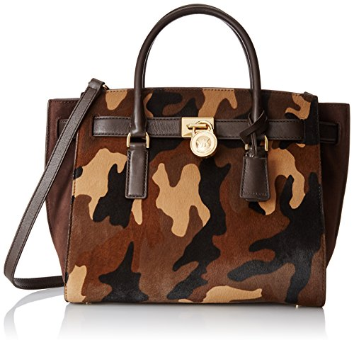 Michael Kors Large Hamilton Traveler Tote in Duffel Camo Haircalf - Buy  Online in UAE.   Apparel Products in the UAE - See Prices, Reviews and Free  Delivery ... a3adc5a8dd