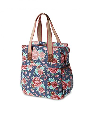 Basil Fahrradshopper Bloom-Shopper Indigo Blue