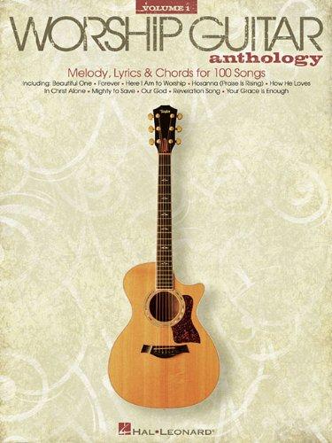 The Worship Guitar Anthology - Volume 1