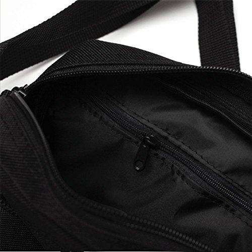 tamaño color Magenta transporte de Bolsa XL negro Desconocido w7qgUpp