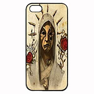 Hollywood Undead - We Are Made From Broken Parts Unique Custom Image Case iphone 5 case , iphone 5S case, Diy Durable Hard Case Cover for iPhone 5 5S , High Quality Plastic Case By Argelis-sky, Black Case New
