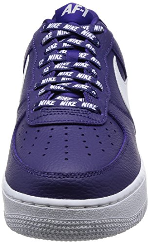 Sneaker Max white Air Thea Purple Nike Court nfwU0866