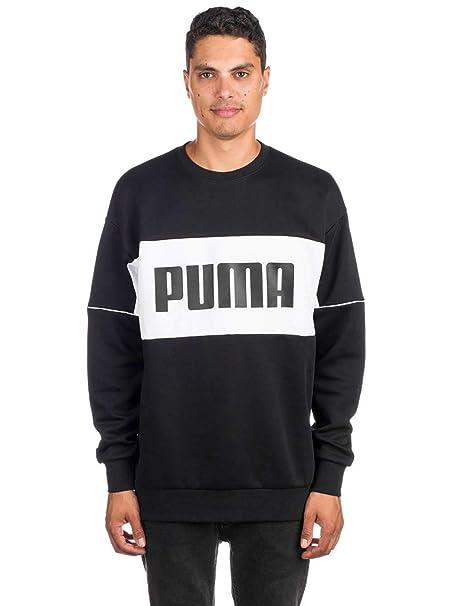 Puma Retro Crew dk, Sweatshirt: : Bekleidung