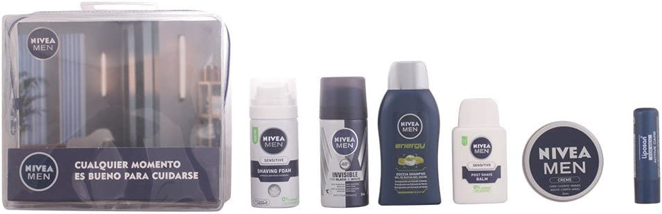 Nivea - Estuche de regalo Mini tallas hombre Men: Amazon.es: Belleza
