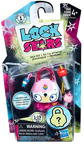 Hasbro Lock stars Unicorn