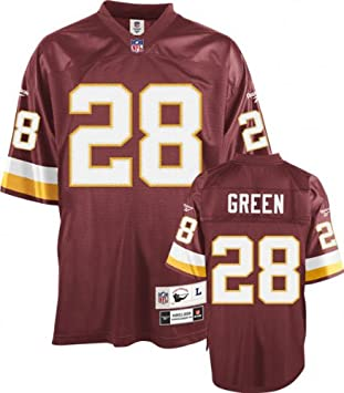 finest selection 58414 9327c Amazon.com : Darrell Green Washington Redskins Reebok ...
