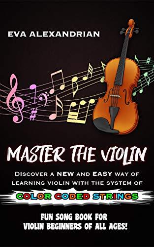 Amazon com: Master The Violin: Fun Song Book For Violin
