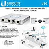 Best Ubiquiti Networks Network Routers - UBIQUITI NETWORKS USG Review