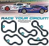 Scalextric Start GT America 1:32 Slot Car Race