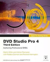 Apple Pro Training Series: DVD Studio Pro 4 (3rd Edition)