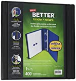 Staples Better Binder 1.5 inch BLACK