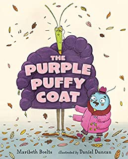 Book Cover: The Purple Puffy Coat