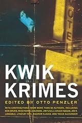 Kwik Krimes Paperback