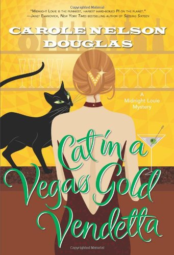 Cat in a Vegas Gold Vendetta: A Midnight Louie Mystery (Midnight Louie Mysteries) pdf epub