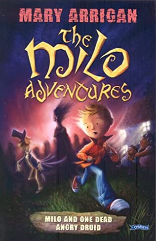 book cover of Milo and One Dead Angry Druid