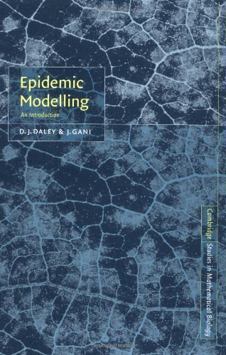 Epidemic Modelling: An Introduction (Cambridge Studies in Mathematical Biology) by Daley, D. J.; Gani, J. published by Cambridge University Press Paperback pdf