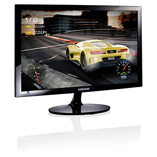 51 WbFtfYcL - Samsung 24-Inch Screen LED-lit Monitor (LS24D330HSJ/ZA)